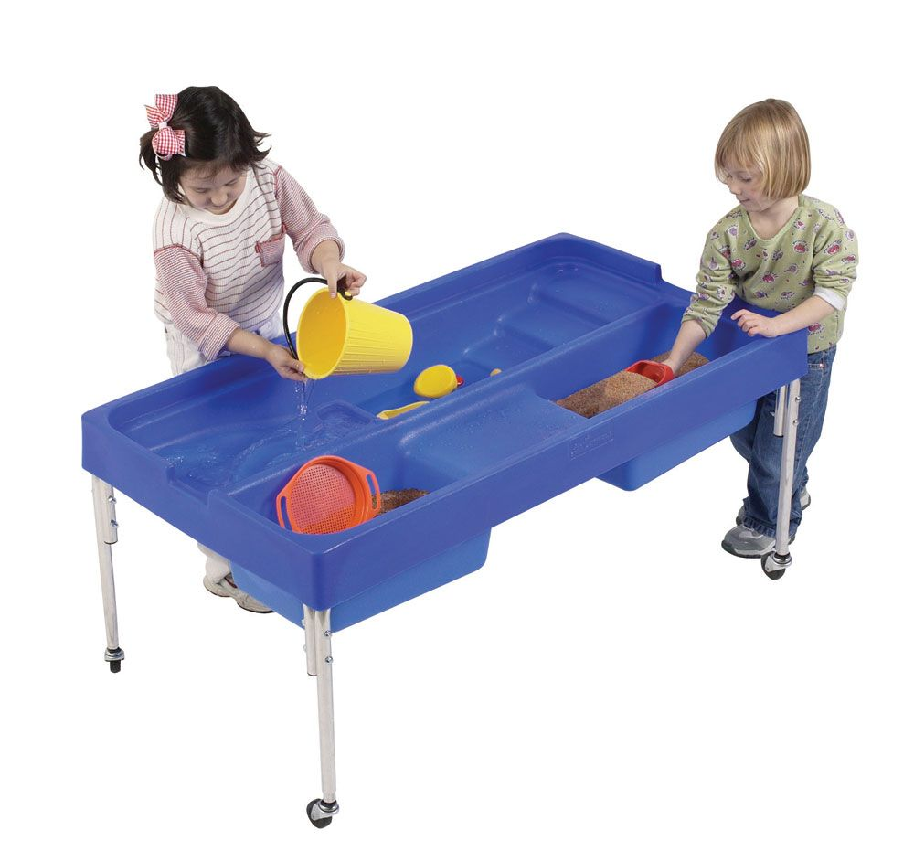 Discovery and Activity Table - 127 x 66 x 20.5cm - Each