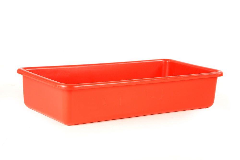 Mega Tub Tray with Drain Tap - 59 x 131 x 67cm - Each