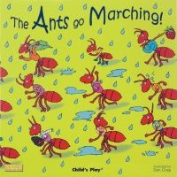 Ants Go Marching Classic Big Book with Holes - 43.5 x 43.5cm - Each