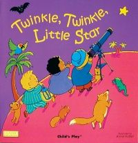 Twinkle, Twinkle, Little Star Classic Books With Holes Soft Cover Book - 29