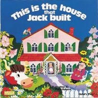 This is the House That Jack Built Classic Books With Holes Soft Cover Book