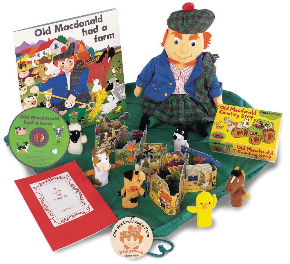 Nursery Rhymes & Story Books