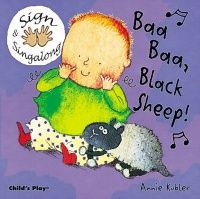 Baa, Baa, Black Sheep! Sign & Singalong Board Book - 19 x 19cm - Each