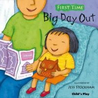 First Time : Big Day Out Soft Cover Book - 21 x 21cm - Each