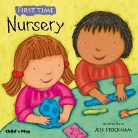 First Time : Nursery Soft Cover Book - 21 x 21cm - Each