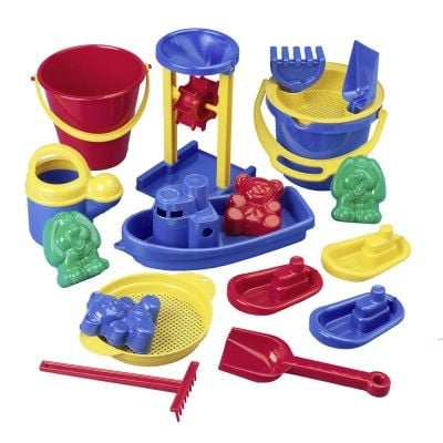 Sand and Water Play Set - Assorted - Pack of 18