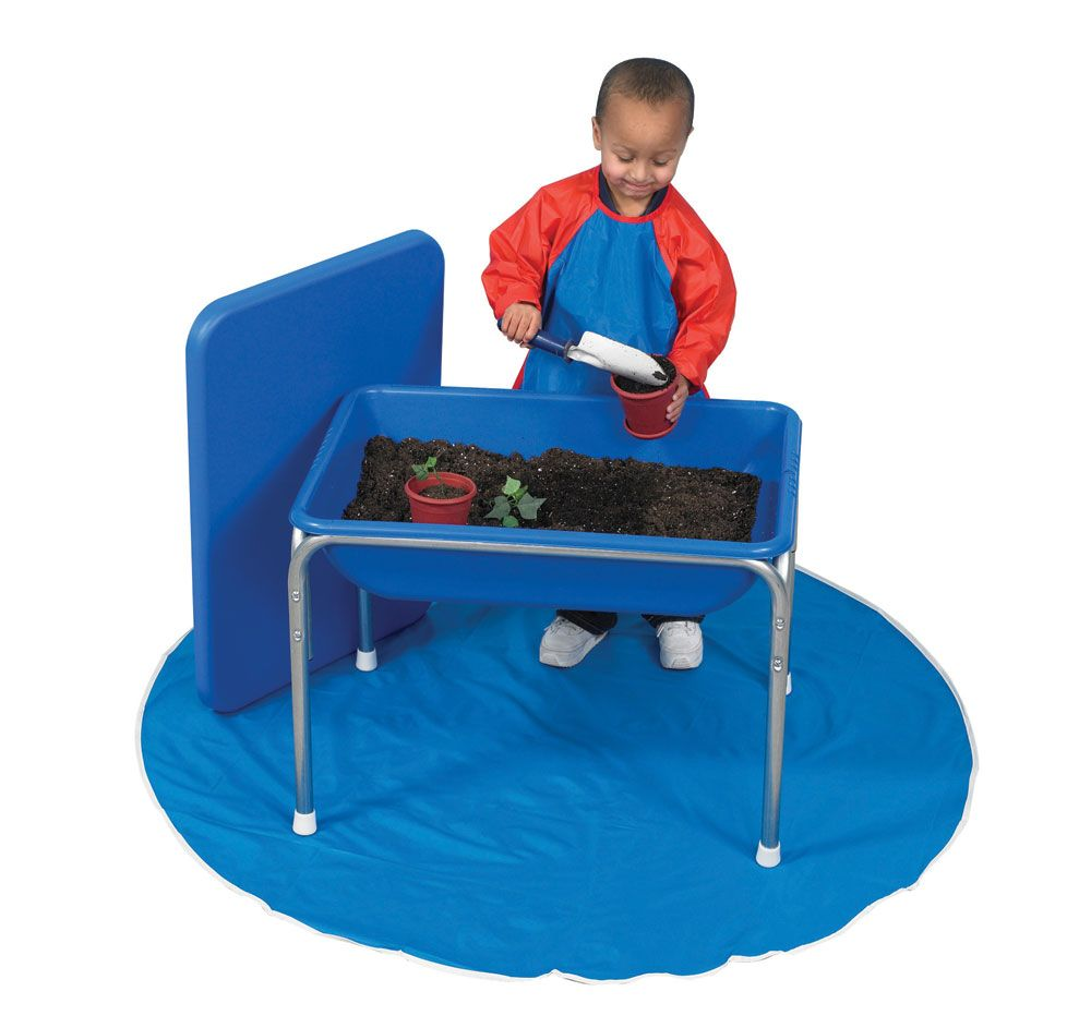 Sensory Table with Lid - 72 x 51 x 15.5cm - Each