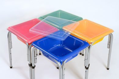Tiny Tubs Square Lids - Each