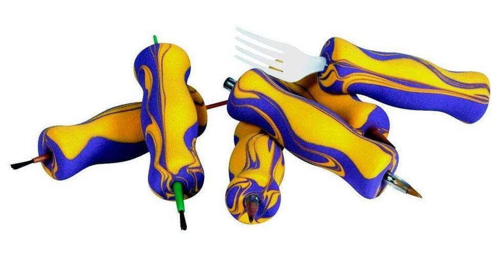 Abiligrip Foam Grips - Pack of 12