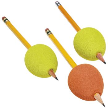 Egg-Ohs! Pencil & Pen Grips - Pack of 3