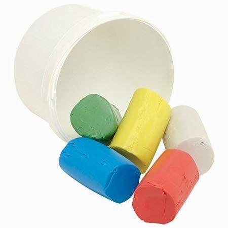 Soff Mo Modelling Dough - Assorted - 2kg Tub