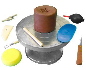 Banding Wheel - 20 x 12cm - Each