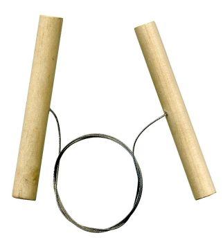 Clay Cutting Wire - 45cm - Each