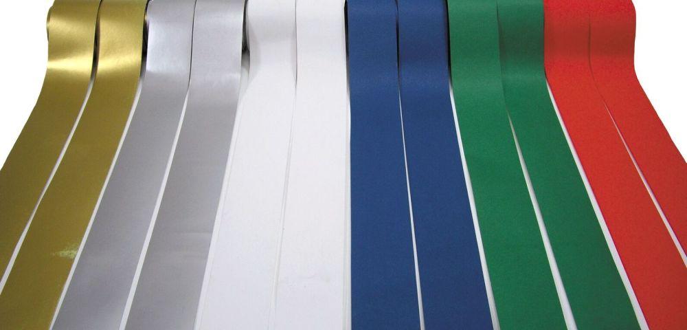 Christmas Fadeless Straight Card Border Rolls - Assorted - 57mm x 12.5m - P