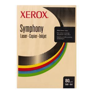 A4 Xerox Symphony Gold Paper - 80gsm - 210 x 297mm - Pack of 500