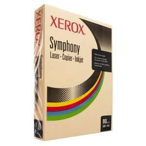 Xerox A4 Symphony Gold Card - 200 microns/160gsm - 210 x 297mm - Pack of 250