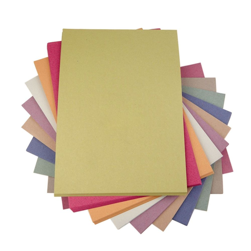 A1 120g Sugar Paper - Please Select Colour - 594 x 841mm - Pack of 250