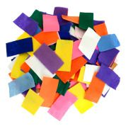 Felt Off-Cuts - Assorted - 300g Bag