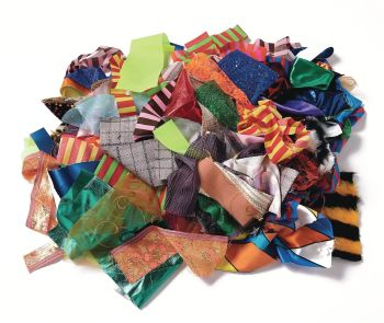Fabric Off-Cuts - Assorted - 250g Bag