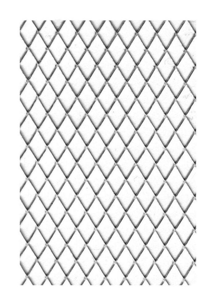 Aluminium Coarse Wire Mesh - 0.5 x 3m Roll - Each