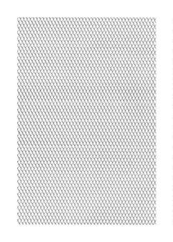 Aluminium Fine Wire Mesh - 0.5 x 3m Roll - Each