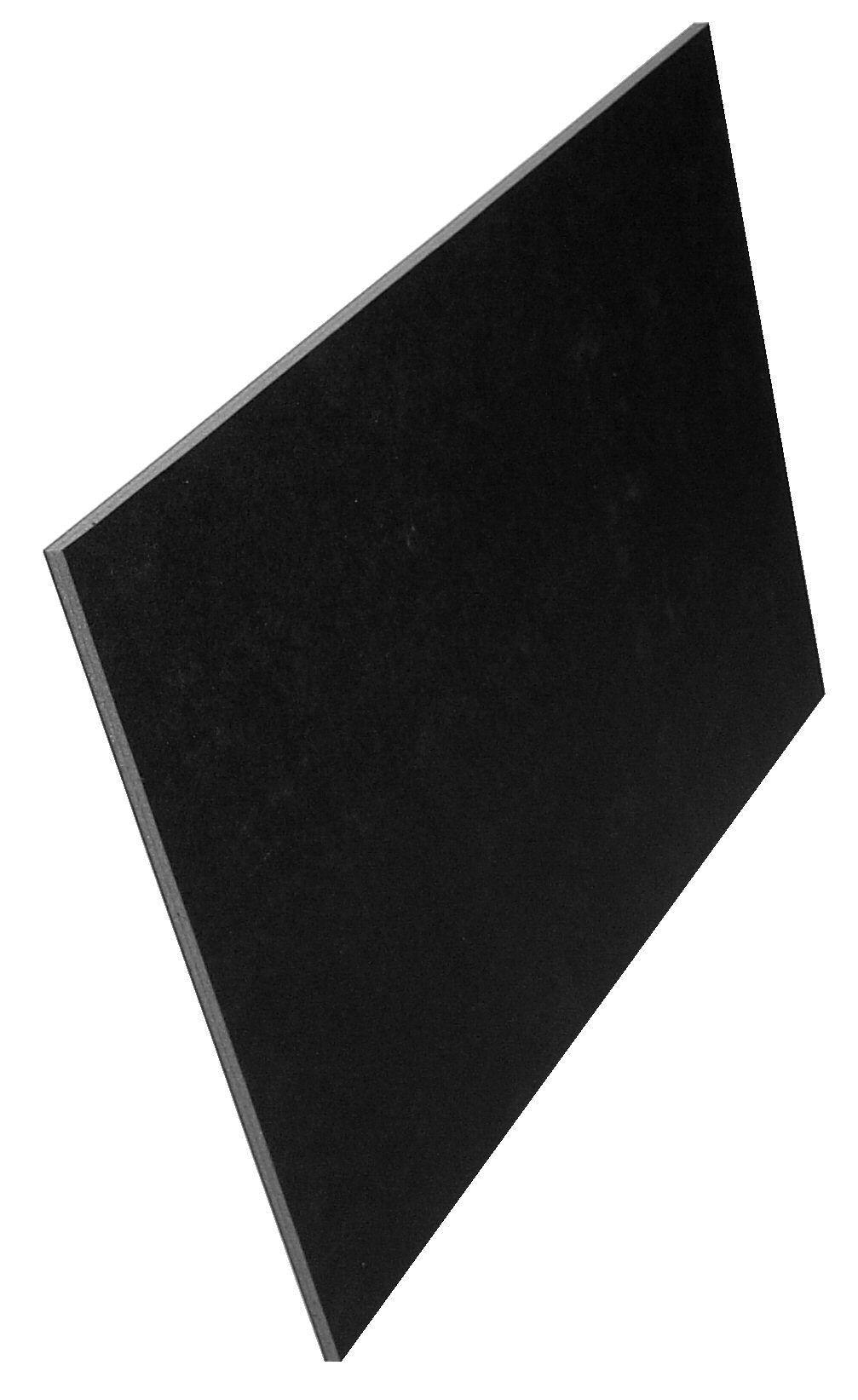 Black Foam Board - 614 x 440 x 5mm - Pack of 5