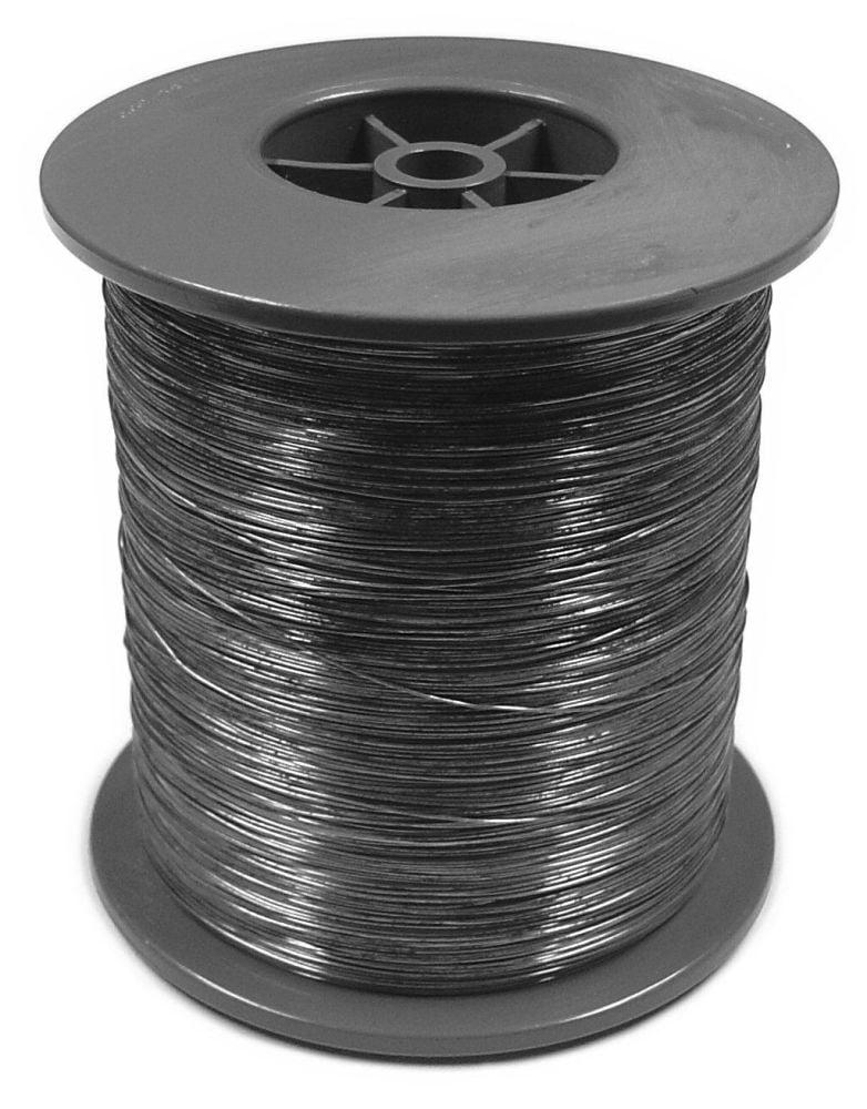Steel Knitting Wire - 0.44mm x 1300m Spool - Each