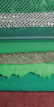 Landscape Fabric Pack - 1 x 1.5m and 15 x 15cm - Per Pack