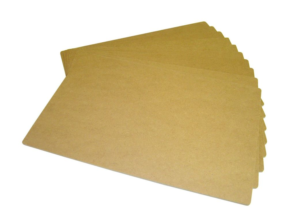 Modelling Clay Boards - 30 x 42cm - Pack of 10