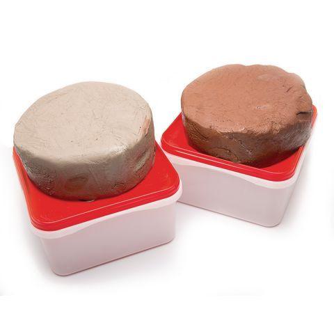 Terracotta Air Drying Clay - 2.5kg - Each