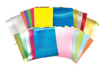 Creative Card Class Pack - Assorted - 210 x 297mm - Pack of 200