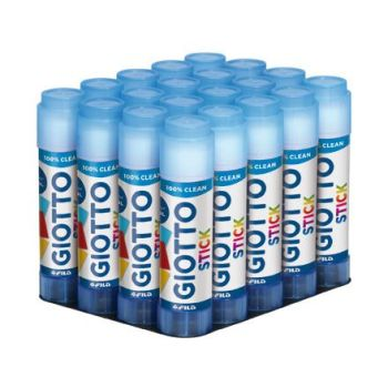 Giotto Medium 20g Glue Sticks - Pack of 20