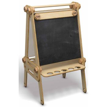 Trudy Nursery Folding Art Easel - 67.5 x 68.5 x 120cm - Each