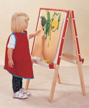 2-Sided Art Easel - 64 x 10 x 100cm - Each