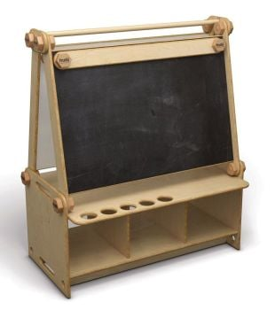 Trudy Nursery Art Easel - 100 x 68.5 x 120cm - Each