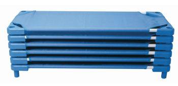 Blue Rest Bed - 1.3m x 54 x 15cm - Each
