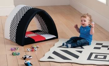 Black and White Sensory Tunnel - HE1001767 - Each