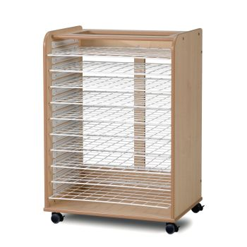 Mobile Drying Rack - 71 x 51 x 100cm - Each