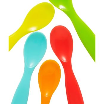 Essential Starter Spoons - Assorted - Pack of 5