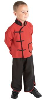 Chinese Boy Multicultural Costume - 3-5 Years - Each