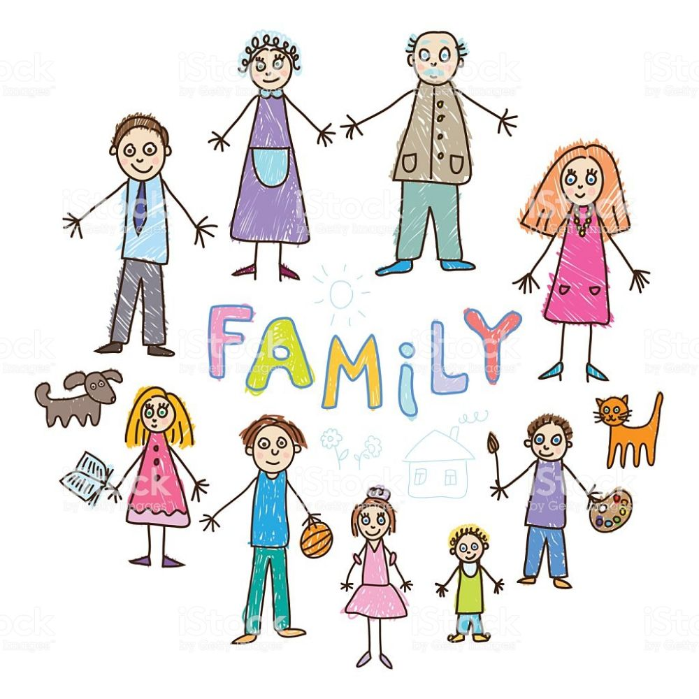 Family, Health & People That Help Us