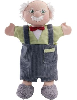 Grandparent Puppet - 26cm - Each