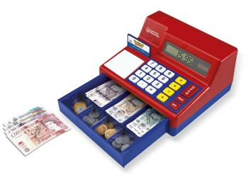 Calculator Cash Register - 26 × 24 × 14cm - Each