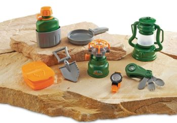 Campsite Set - Assorted - Pack of 8