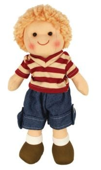 Harry Soft Body Plush Doll - 28cm - Each