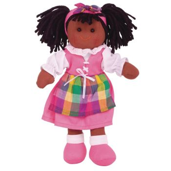Jess Soft Body Plush Doll - 28cm - Each