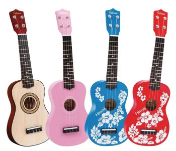 Falcon Ukuleles - Assorted - Pack of 20