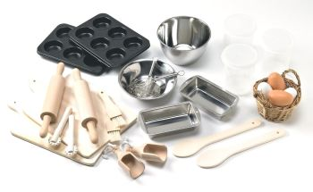 Chef's Bakeware Set - Assorted - Pack of 25