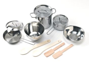 Chef's Cookware Set - Assorted - Pack of 25
