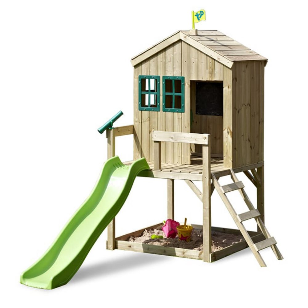 Wooden Toys & Play Structures